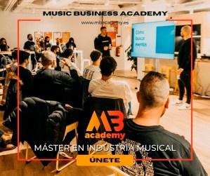 MBAcademy se ha convertido en la escuela líder de industria musical / Autor: Alex Montoya y Nicolás Castro
