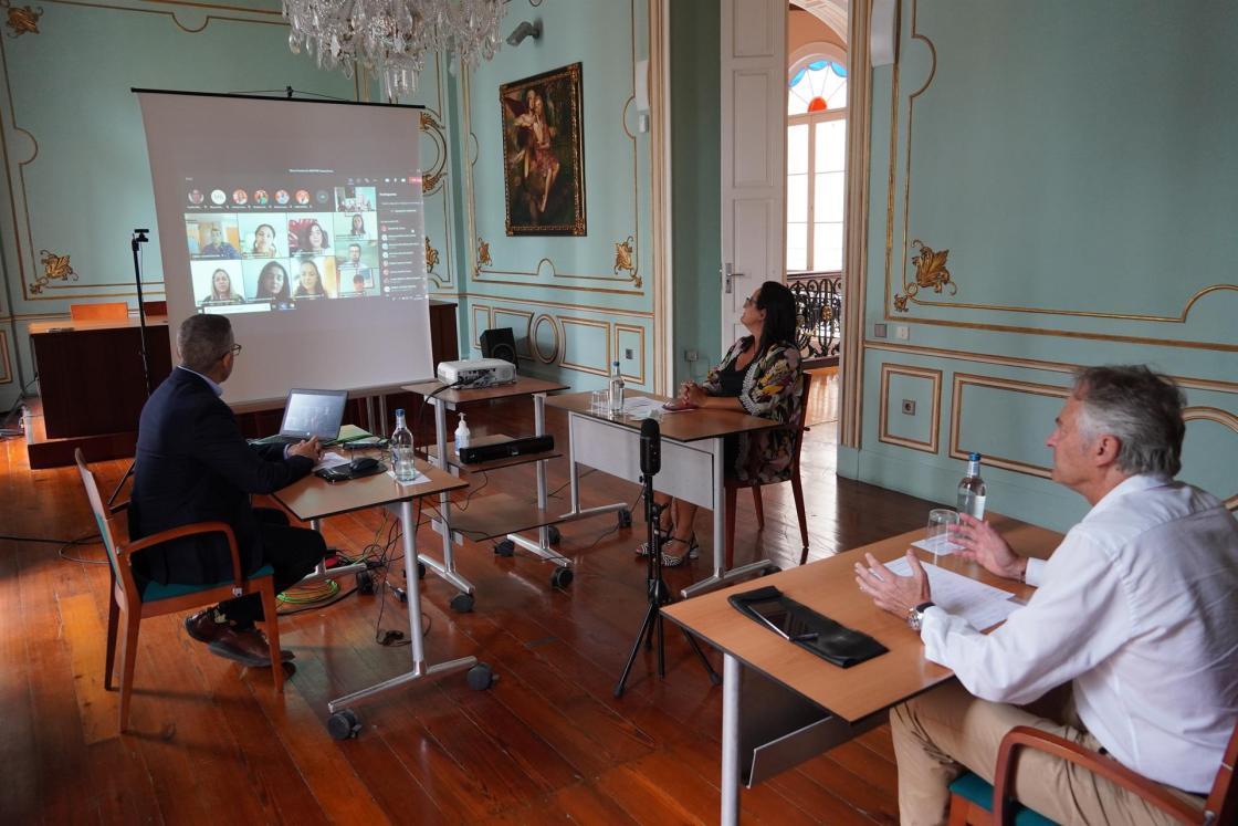 La Fundación MAPFRE Guanarteme reafirma su apoyo al desarrollo profesional de los jóvenes canarios con 287.000 euros en becas