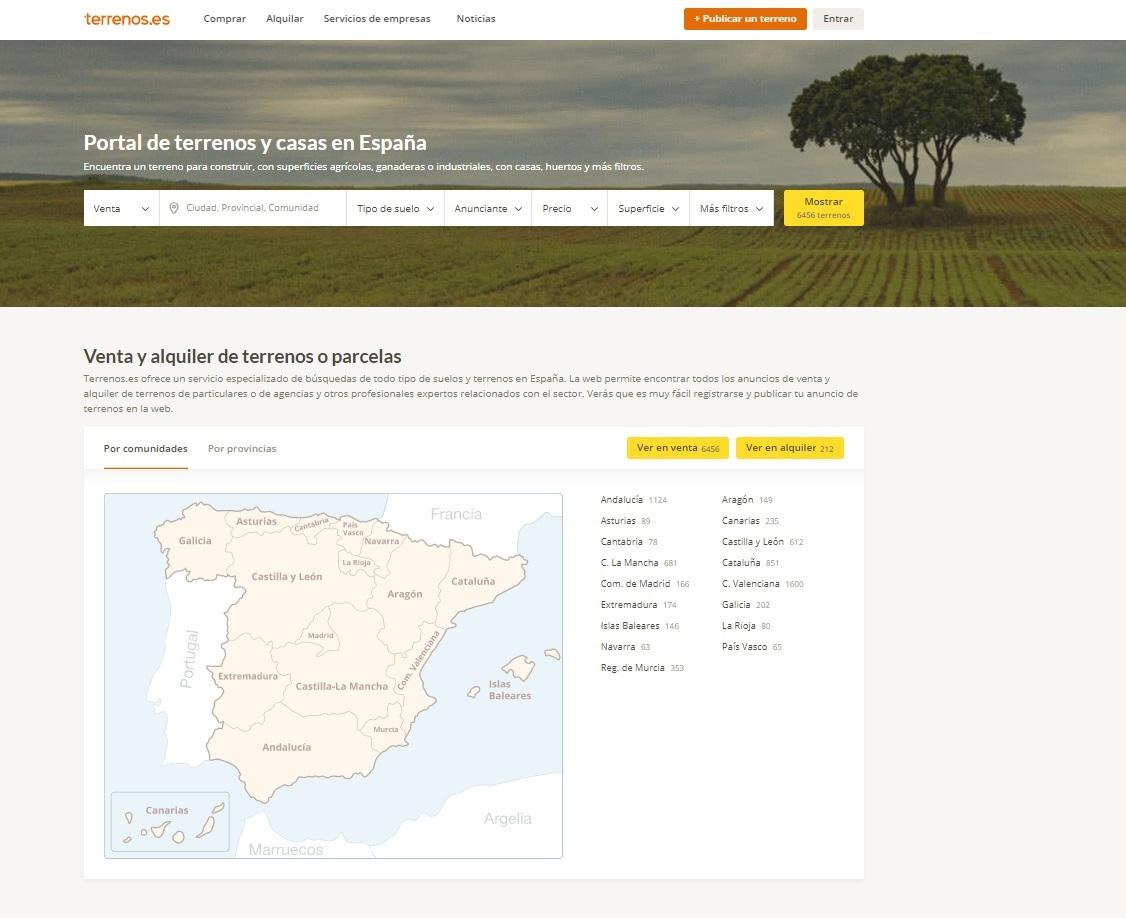 Terrenos.es