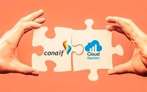 CONAIF cuenta con un nuevo asociado tecnológico, Cloud Gestion S.