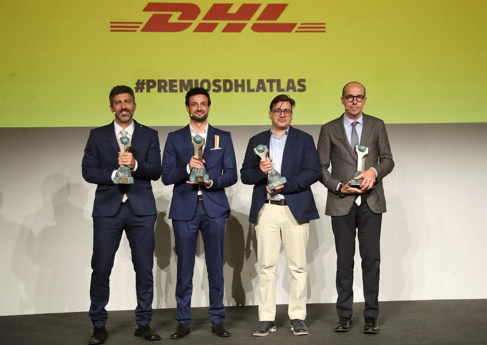 Premios DHL Atlas a la Exportación 2020