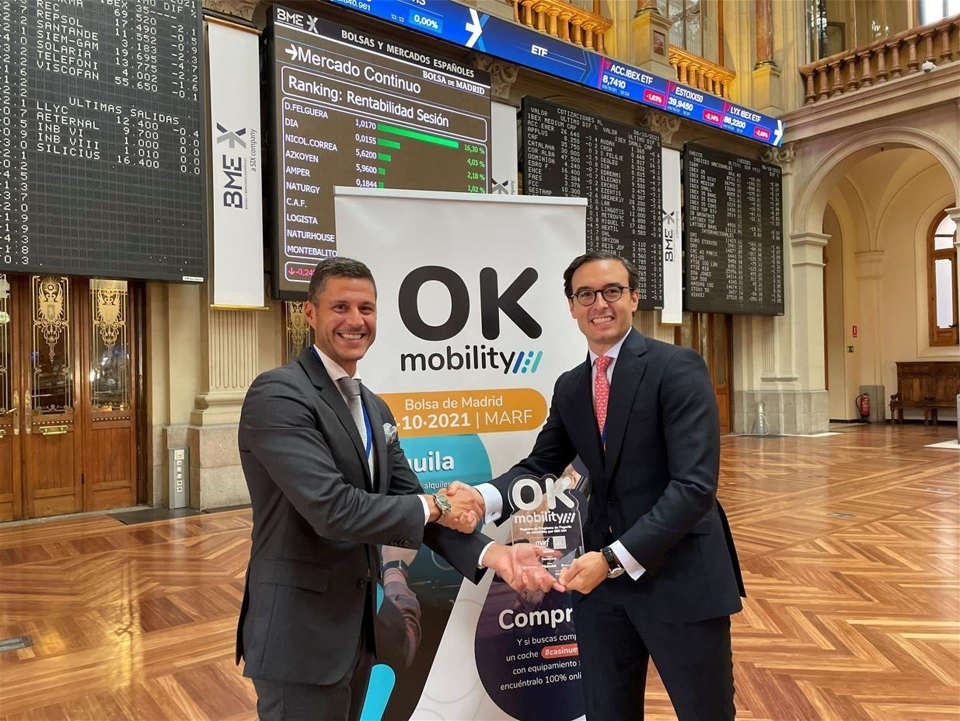OK Mobility Group